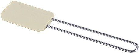 Teigschaber mit weich-elastischem Schaber, Länge gesamt 32 cm