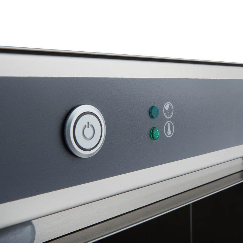Geschirrspülmaschine Ecoline 54 SLE 400 V inklusive Montage- & Einwasch- Pauschale und chlorfreiem Reinigungsmittel