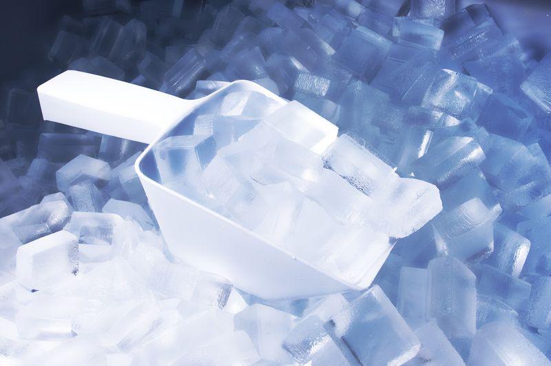 Whirlpool Vollwürfel Eisbereiter 40 kg