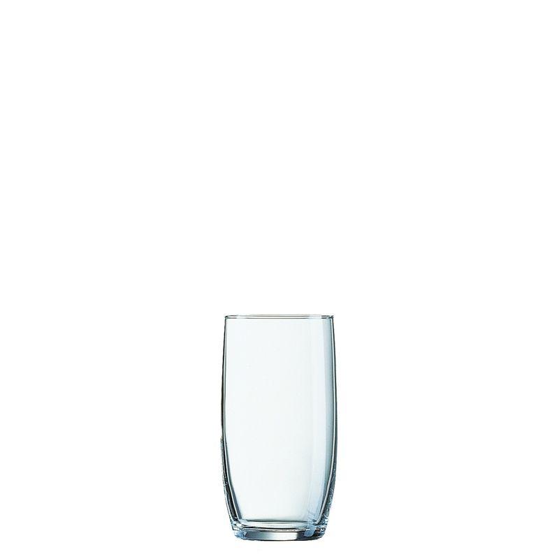 Arcoroc Baril Bierbecher 25cl Füllstrich bei 0,2l