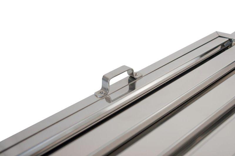 Flammschutzfilter Profi Bauart A, 500x400x20 mm