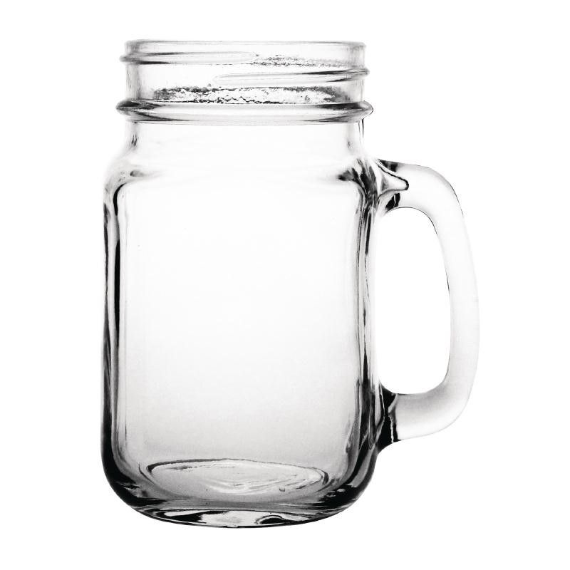 Drinking Jar 45 cl mit Henkel
