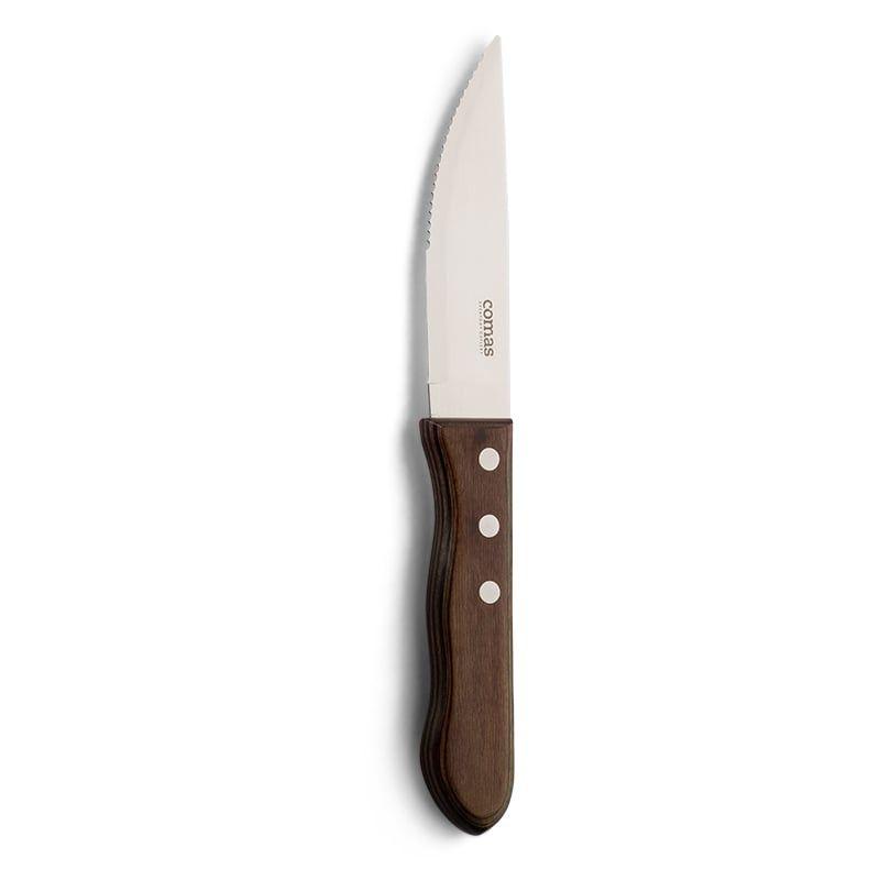 Comas Serie Steakmesser HQ mit Kunstharzgriff