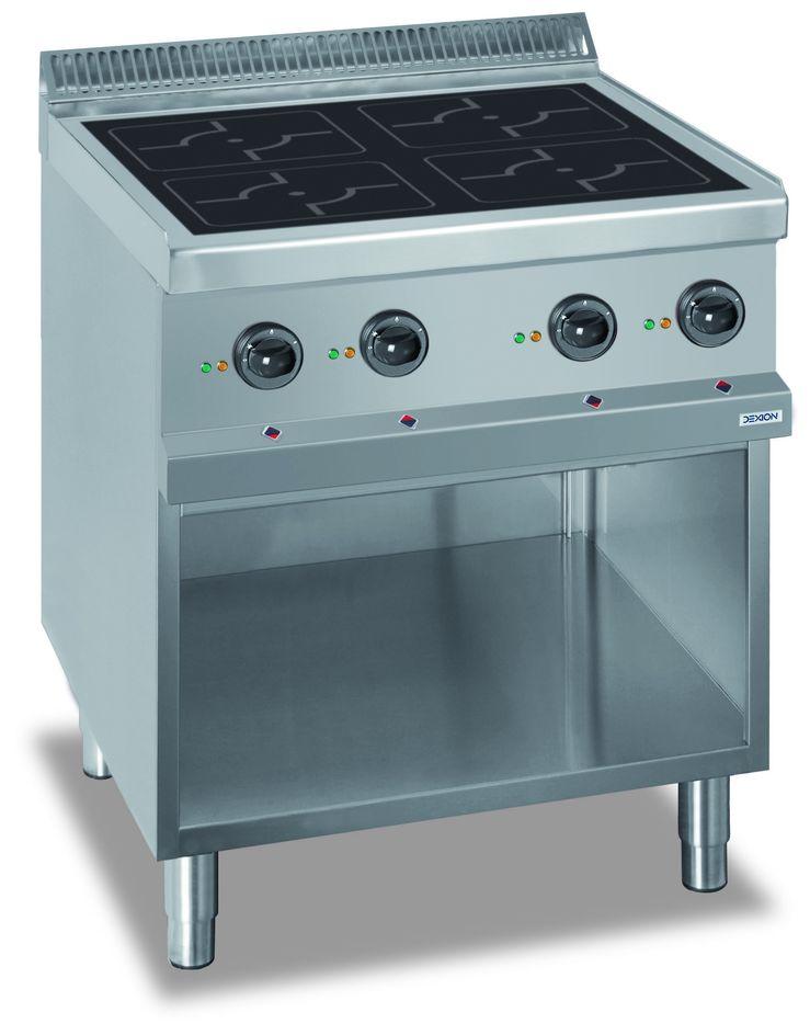 Cuisinière à induction Dexion série 77 - 70/70