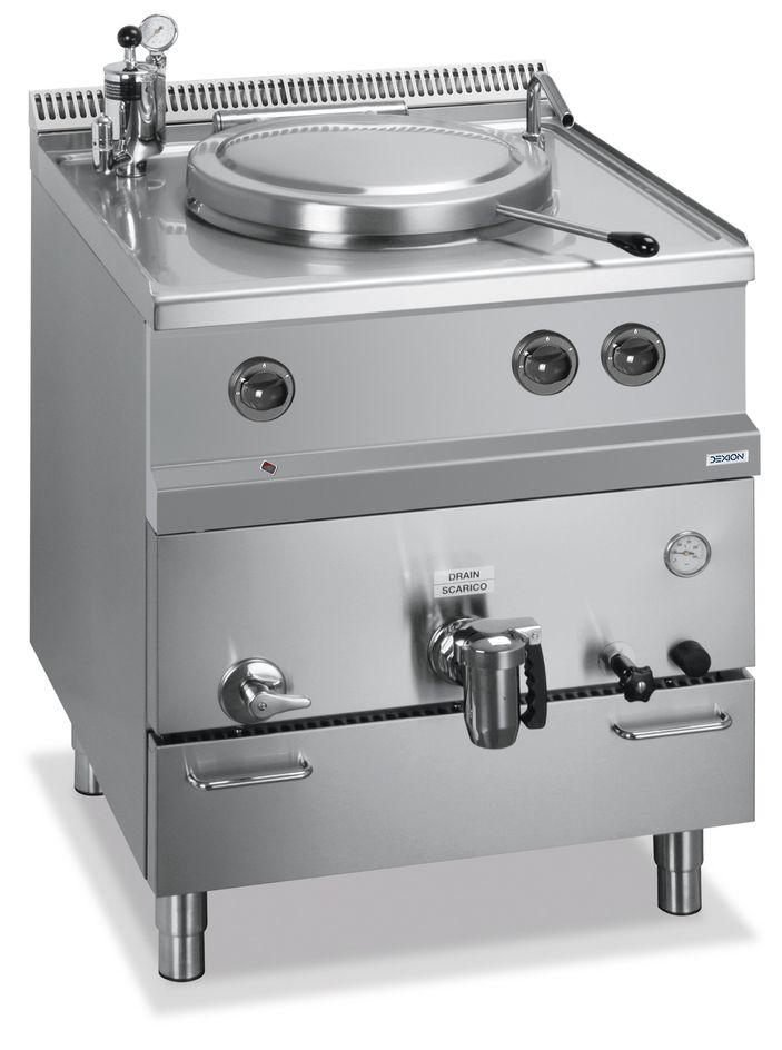 Marmites à gaz Dexion série 77 – 50 litres