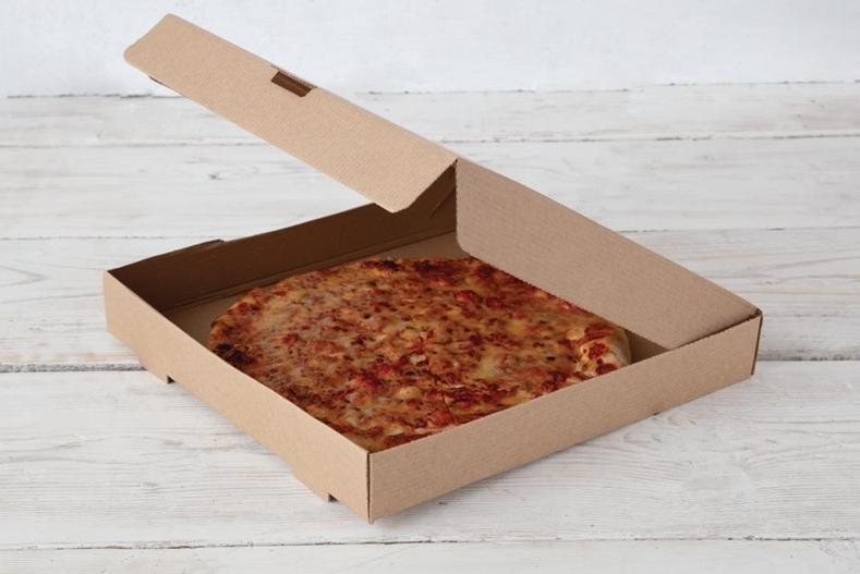 Fiesta Green Pizzakarton 23cm, 100 Stück