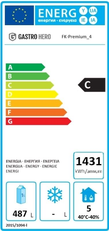 Fasskühler Premium  4 x 50 Liter
