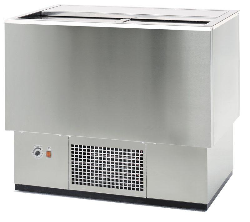 Coffre à boissons réfrigéré  Profi 170 litres - inox