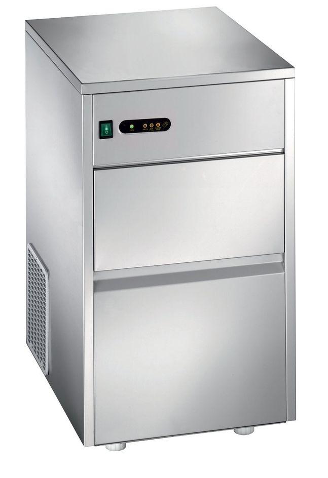 Machine à glaçons creux ECO 25 kg