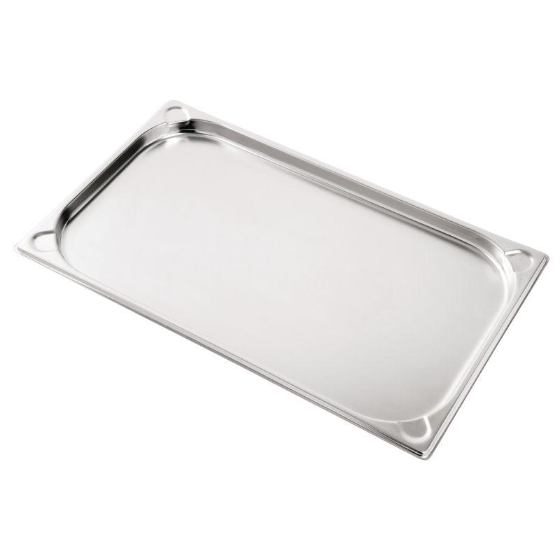Gastronormbehälter Vogue Edelstahl GN 1/1 - 20 mm