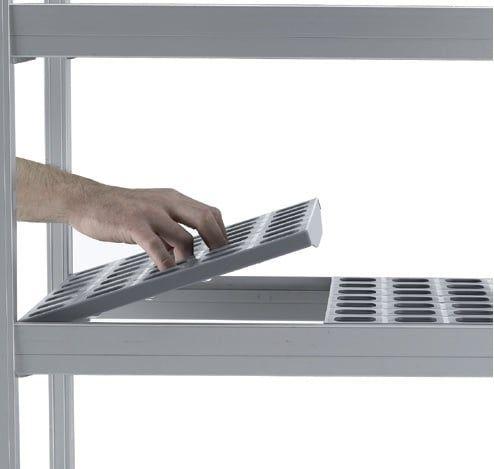 Regalsystem für Kühlzellen ECO Set 050
