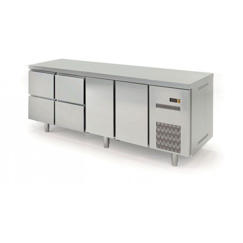 Kühltisch Profi 600 2/4
