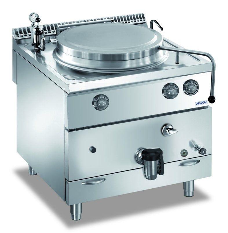 Marmite à gaz Dexion Lux 980 - 150litres, à chauffage direct