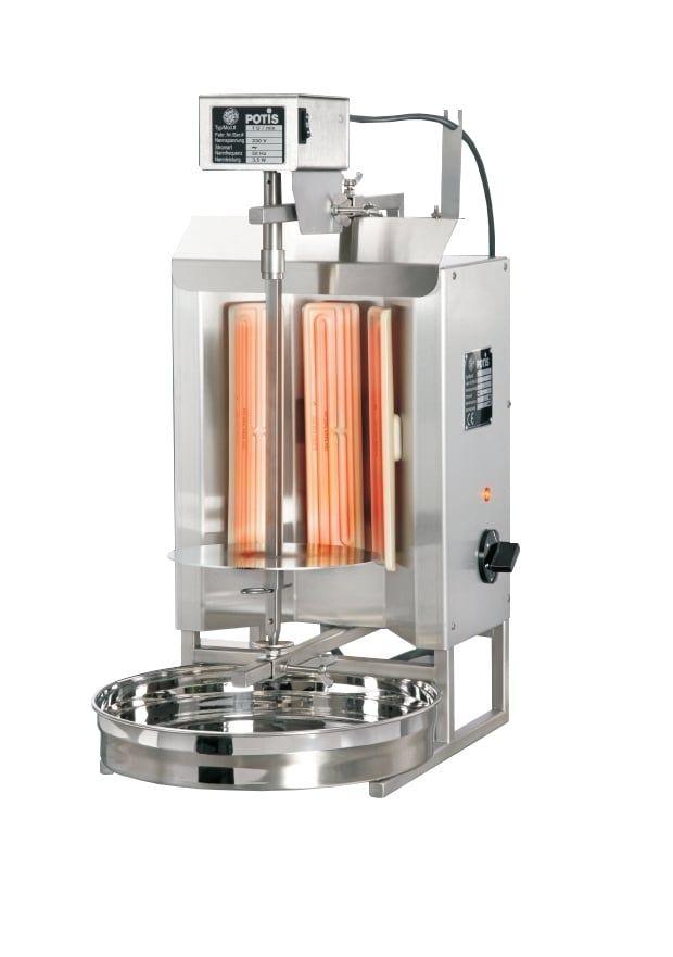 Gril électrique kebab/gyros Potis EH