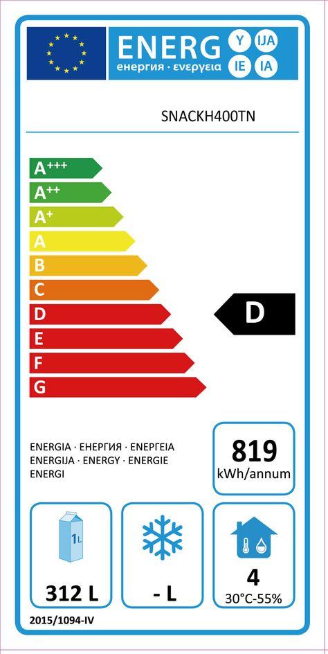 Kühlschrank ECO 400 GN 1/1