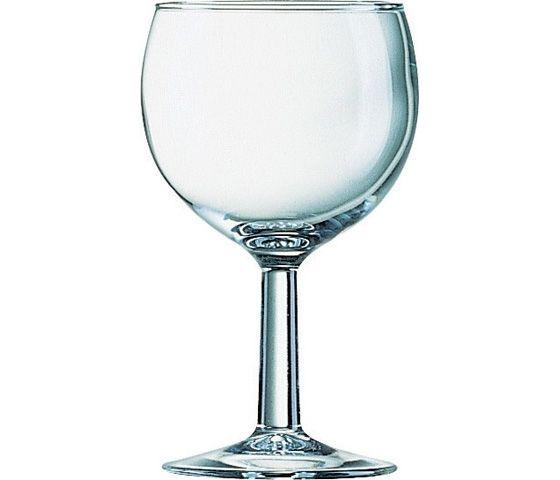 Verre à vin Ballon 3bis 16 cl, repère de remplissage 0,1 l