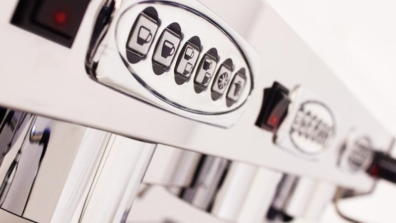 Espressomaschine MILANO Compact 2 GR Automatik