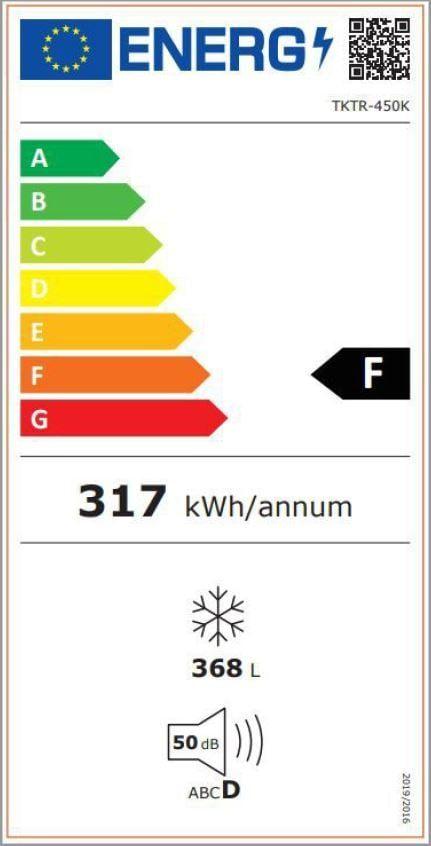 Kombi-Tiefkühltruhe ECO 368