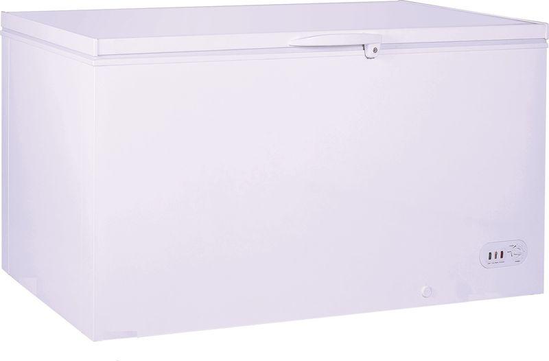 Congélateur bahut ECO358 avec couvercle rabattable R600a