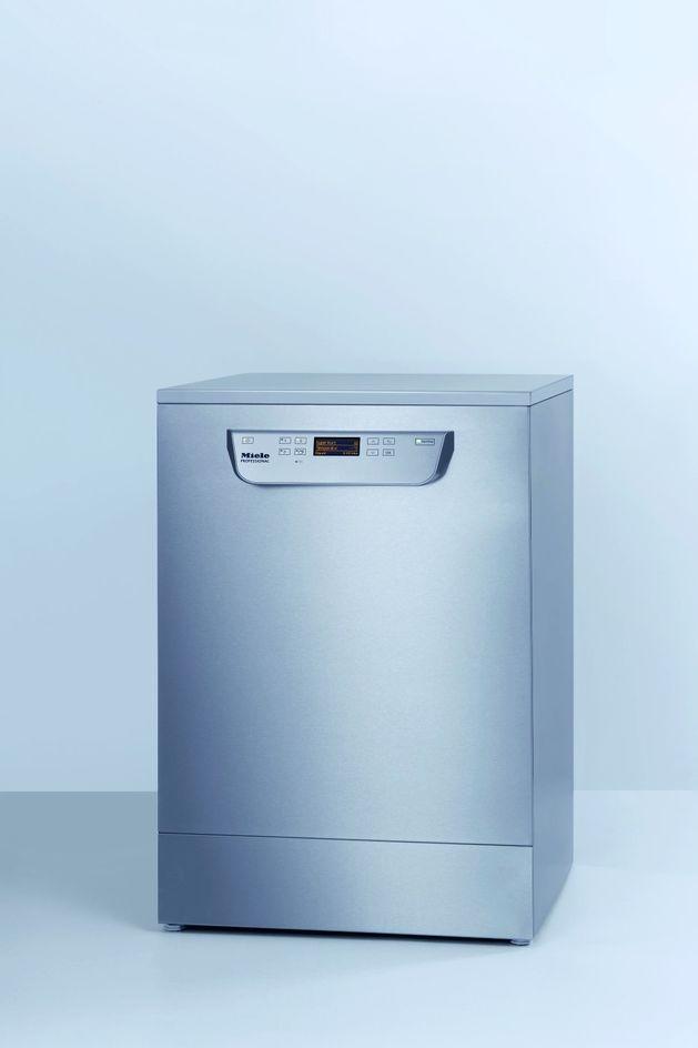 Lave-vaisselle enchâssable à eau fraîche Miele 50x50 PG 8056 U [MK SPEEDplus] inox, avec paniers