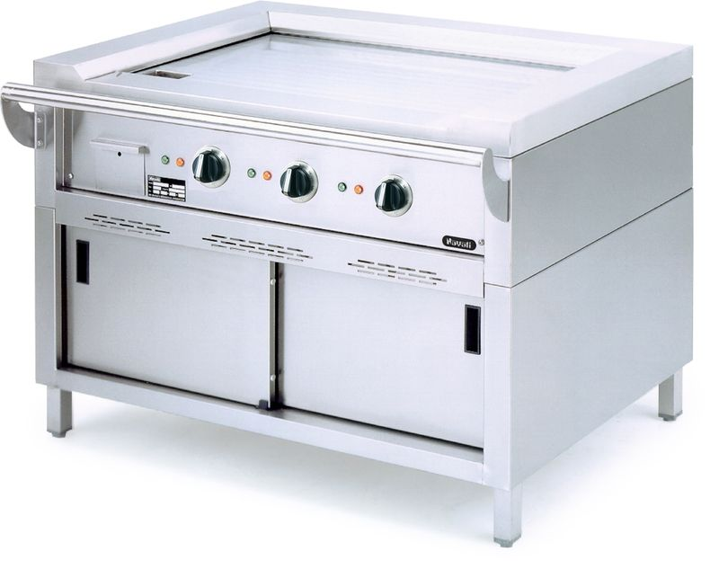 Teppanyaki Grill - Elektro - TP 15/E