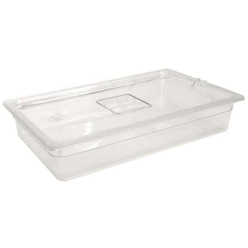 Vogue GN-Behälter 1/1 Polycarbonat - Tiefe 100 mm