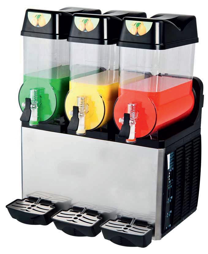 Machine à boissons frappées ECO3x12litres