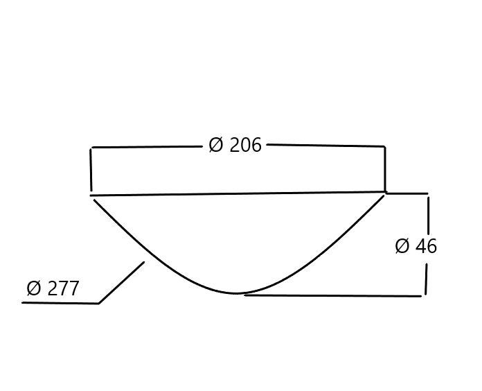 Wok-Induktionskochfeld ECO IW-35 manuelle Steuerung